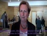 cécile Molinier directrice PNUD bureau de genéve / oujda  la region oriental  du Maroc