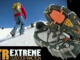 YAKTAX XTR - Ice grips for winter hiking, trekking and running