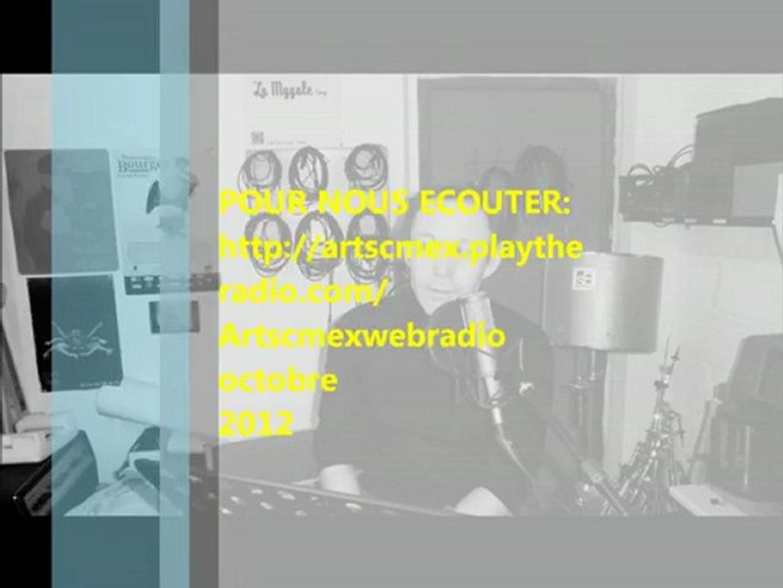 ITW La bestiole par Olivier Renaux pour Artscmexwebradio