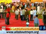 MQM Quaid Altaf Hussain will address the nation from London on Sunday