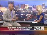 Lee Escobar FOX 5 Lee Escobar How To Be Rich Soldier