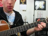 How To Play Shimmer - Fuel Guitar Lesson ☢ How To Play Tutorial pt.2