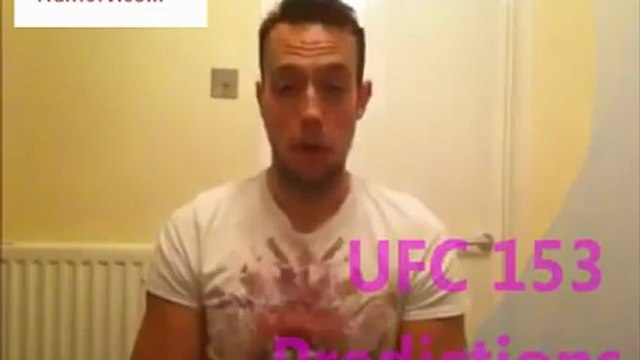 ###UFC 153 Anderson Silva vs Stephan Bonnar Full Fight card Predictions - Curtis High536
