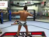 ###UFC 153 Anderson Silva vs Stephan Bonnar Predictions (UFC Undisputed 2010 Gameplay_Commentary)975