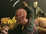 Toy Spot - Neca Freddy Vs Jason Deluxe boxed Set, Part 1