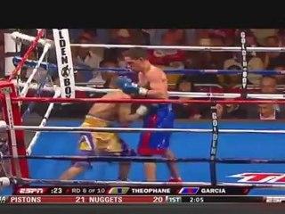 Danny Swift Garcia vs Ashley Theophane Full Fight