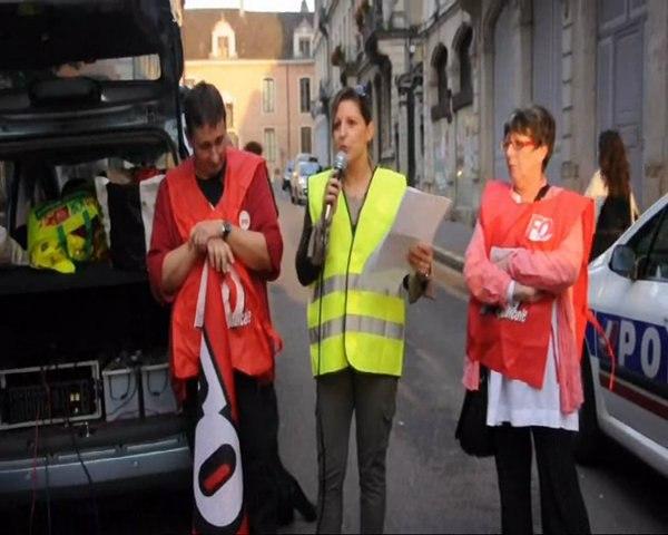FO 71 manifestation défense du repos dominical (2) la suite