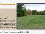 A vendre - terrain - Ayguesvives (31450)