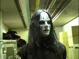 Slipknot 2005 interview - Joey Jordison (part 2)