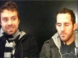 Simple Plan 2008 interview - Sebastien Lefebvre and Chuck Comeau (part 5)