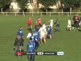 US Le Pecq 1 - 4 FCM Aubervilliers (13/10/2012)