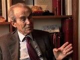 L'abolition de la peine de mort : circonstances pour une abolition - Entretien avec Robert Badinter (11.10.12)