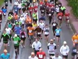 Marathon Metz Mirabelle 2012 - Départ du marathon individuel