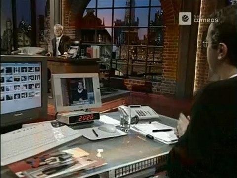 Die Harald Schmidt Show vom 04.09.2001