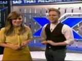 Caroline Flack & Olly Murs Xtra Factor Highlights 2012 (Second Live Show)