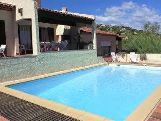 Villa à vendre Sainte-Maxime (83120) - piscine - vue mer - 190 m²