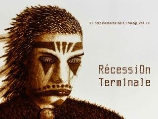 ||| Récession Terminale ||| Court métrage d'animation de sable expérimental