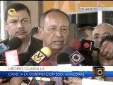 Gobernador Guarulla denunció que 20% de las maquinas no funcionaron el 7-O en Amazonas