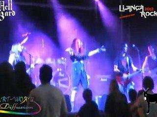 HELL BARD (5) *Spirit of the Shaman* @ Llançà Rock Festival Dissabte 8 Setembre 2012