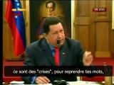Hugo Chavez - 1ère conférence de presse depuis l'élection présidentielle