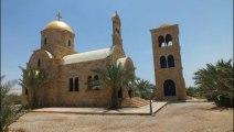 En Jordanie (mers, Jourdain, Mt Nébo,...)