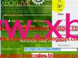 WORKING - Free Xbox Live Gold Codes And Microsoft Points [1,3,12 Month Xbox Live Codes]