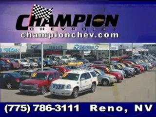 Champion Chevrolet Reno Videos Dailymotion