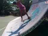 Girl skate Maeva Lanier - Skate video - Cool Shoe Tricks & Chicks