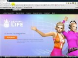 SECONDLIFE   INSTALAR Y ENTRAR EN SECOND LIFE, EN  ESPAÑOLPARTE 1 HD