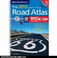 Education Book Review: USA, Large Scale Road Atlas, 2013 (Rand Mcnally Large Scale Road Atlas USA) by Rand McNally and Company