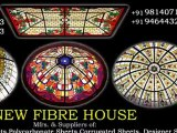 Fibre glass Domes-Polycarbonate Sheets Domes-Polycarbonate Sheds