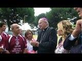 Aversa (CE) - Amichevole Amministrazione-OPG (14.10.12)