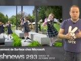 freshnews #293 Pas de Xbox Music pour Windows 7, Pub Microsoft Surface, La Vie High Tech Fannysparty (16/10/12)