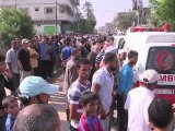 Palestine mourns Gazans killed in Israeli strike