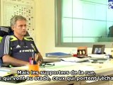 """Mourinho tacle les """"pseudo-supporters"""" du Real"""