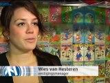 Donald Duck viert zestigste verjaardag in Groningen - RTV Noord