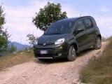 Autosital - Première vidéo de la Fiat Panda 4x4