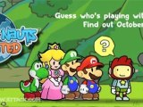 Mario in Scribblenauts, Skyrim Dragon Riding, and Xbox Live Indie Trouble - Hard News Clip