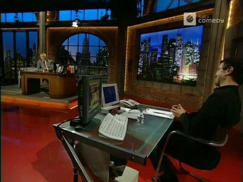Die Harald Schmidt Show vom 02.10.2001