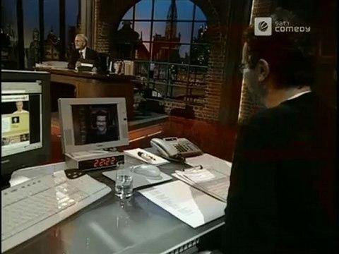Die Harald Schmidt Show vom 04.10.2001