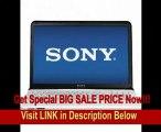 "SPECIAL DISCOUNT SONY VAIO SVE1511RFXW 15.5"" White Laptop 500GB HDD 4GB DDR3 2nd Gen Intel Core i3-2370M USB 3.0 Bluetooth 4.0 Webcam HDMI..."
