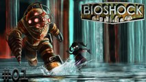 bioshock : pc : partie 1 : bienvenue a rapture