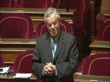 Jean-Claude Lenoir, Sénateur de l'Orne : Déviation de saint-denis-sur-sarthon sur la RN 12