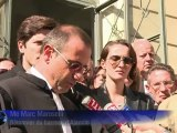 Corse: les avocats d'Ajaccio demandent de dessaisir la Jirs