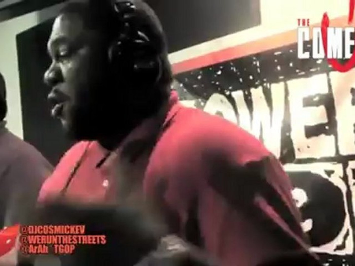 Ar-Ab - [Come Up show Freestyle 2012] Wit DJ Cosmic Kev