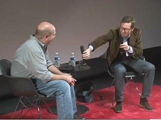 """Rencontre exceptionnelle (VO) avec David Simon, créateur de """"The Wire"""" et """"Treme"""""""