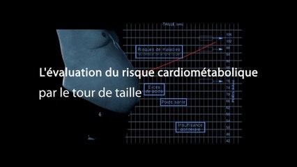 Risques cardiovasculaires : mesurez votre tour de taille !