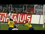 Micheal Ballack's 42 goals for Germany