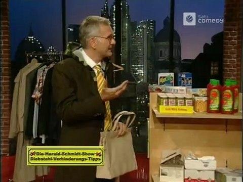 Die Harald Schmidt Show vom 10.10.2001