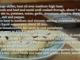 Individual beef and pork meat pie recipe